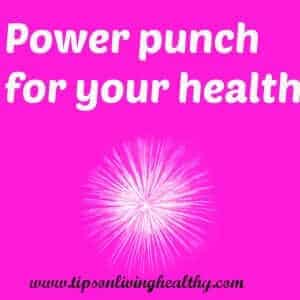 power punch for your health